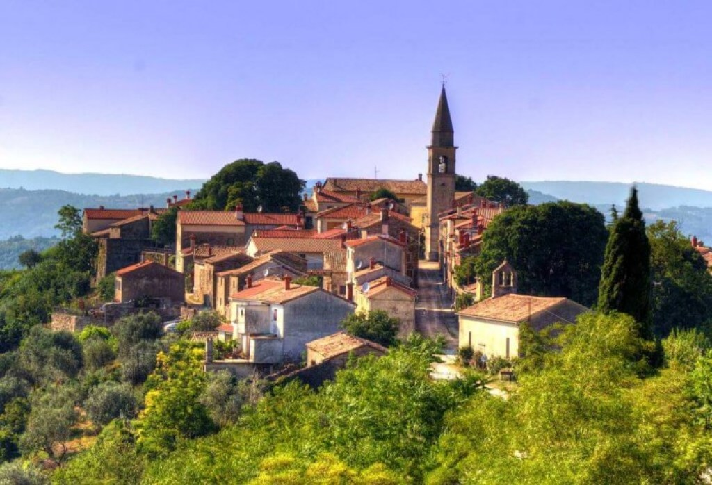 Cerovlje, Istria