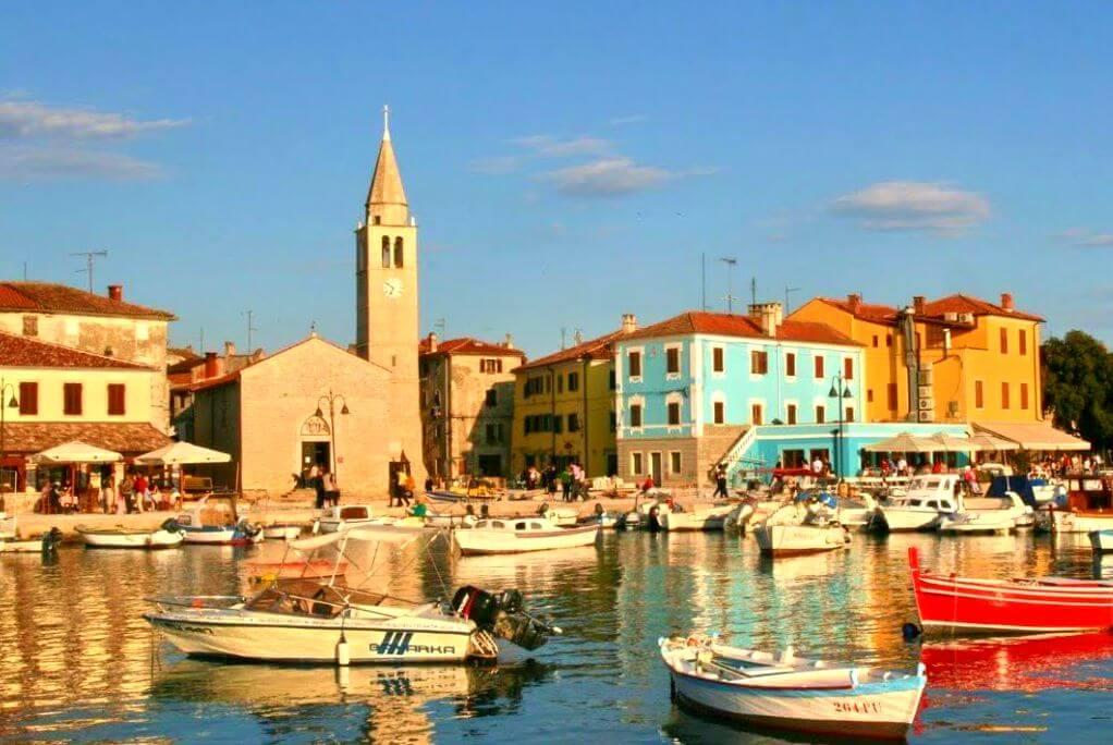 Fazana, Istria