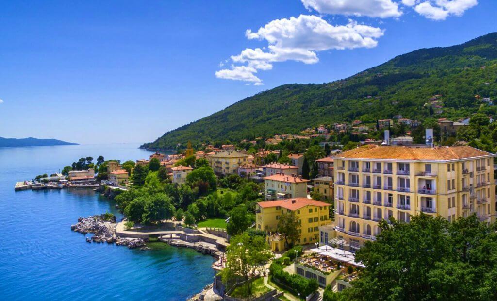 Lovran, Istria
