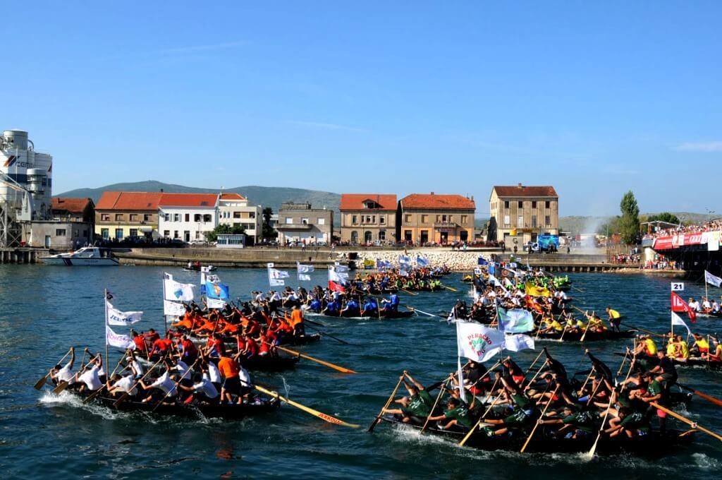 Boat Marathon, Metkovic, Neretva Delta