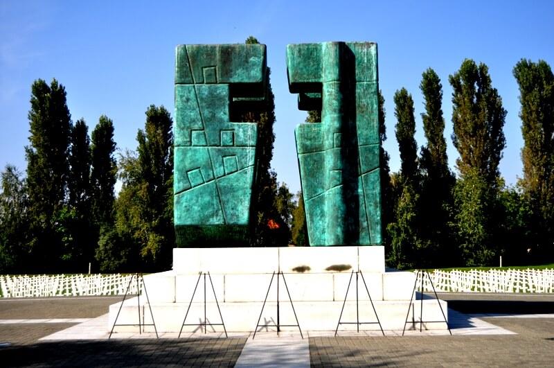 Memorial Cemetery, Vukovar