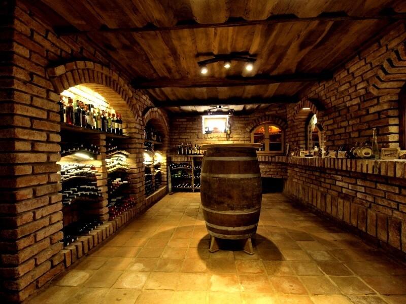 Wine Cellar in Kutjevo