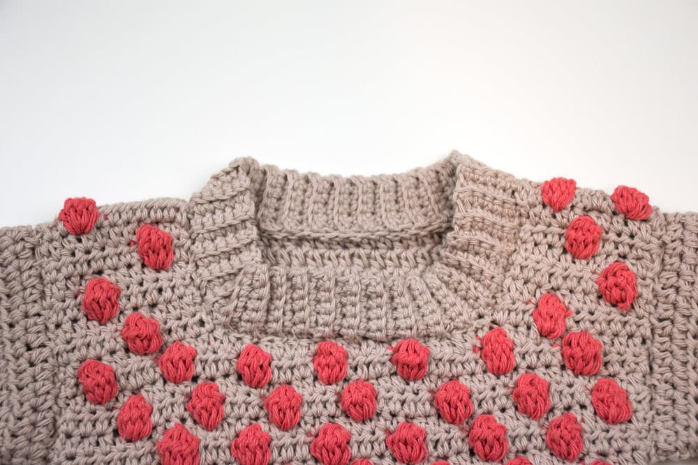 Berry Sweater by Croby Patterns