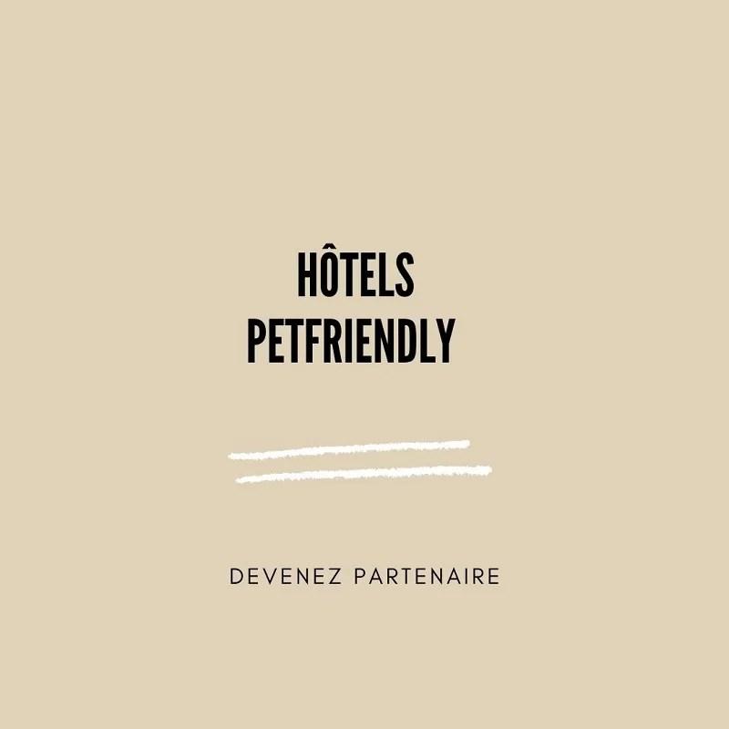 Hotels petfriendly