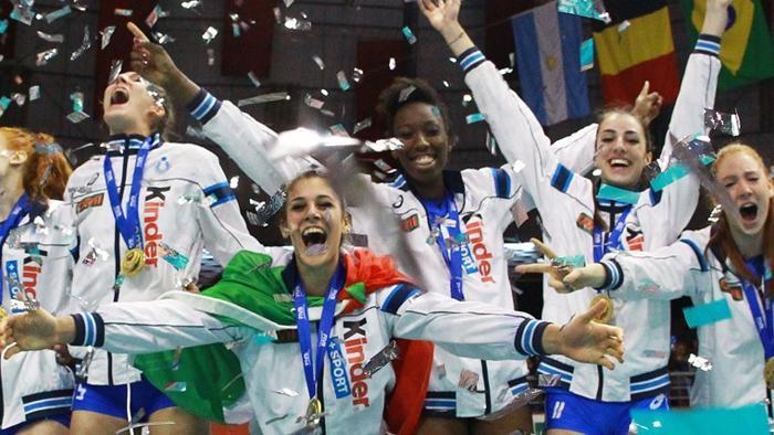 Nazionale Volley Femminile U18