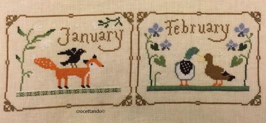 gennaio e febbraio