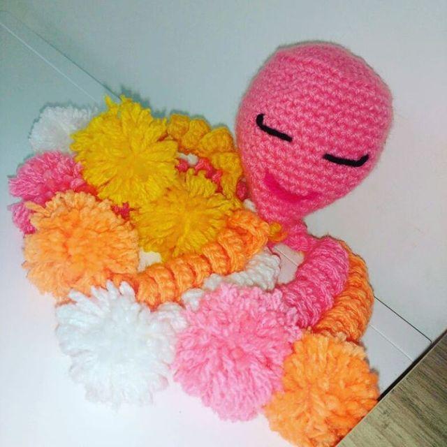 Polvo de croch pra todo mundo polvodecroche crochebasico