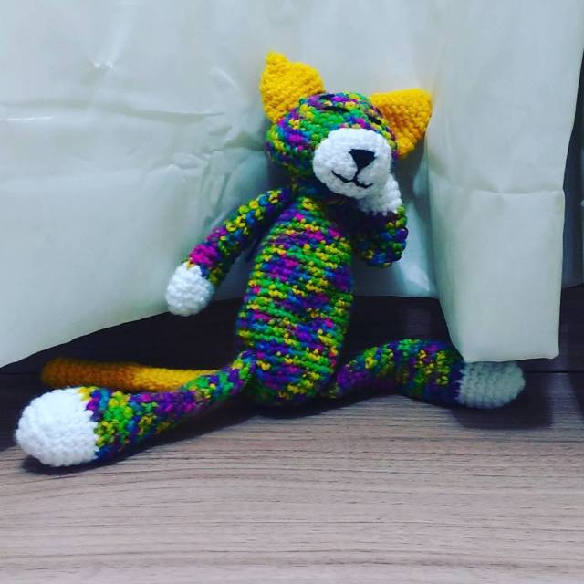 Amigurumi cat for you
