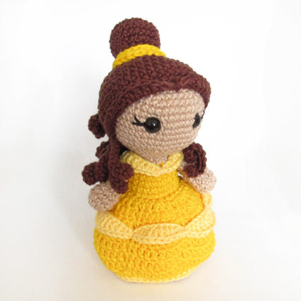 Toy Art Amigurumi Bela