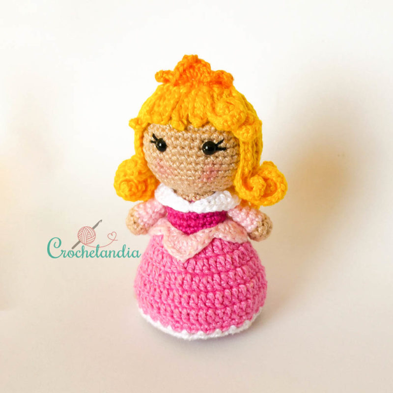 Toy Art Amigurumi Aurora