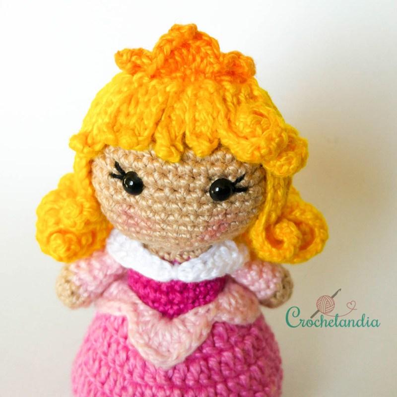 Toy Art Amigurumi Aurora