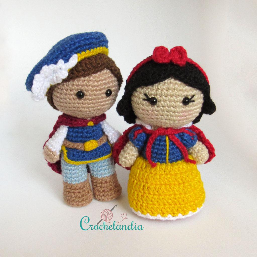 Branca de Neve e Príncipe Fernando