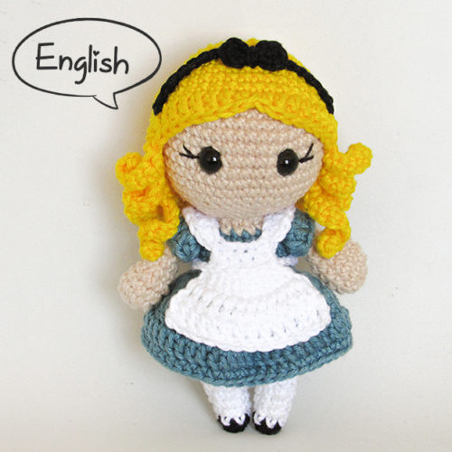 Toy Art Amigurumi Alice