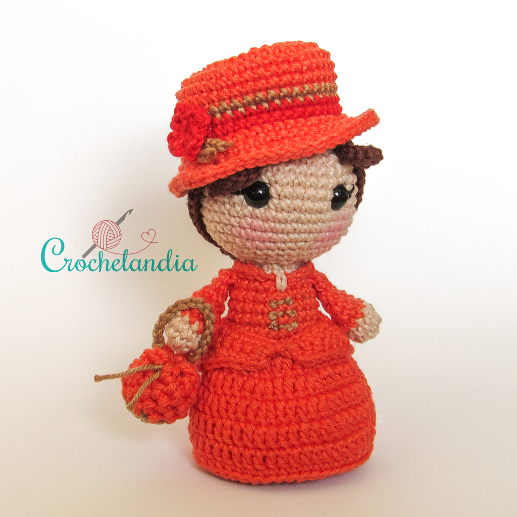 Toy Art Amigurumi Madame Bovary