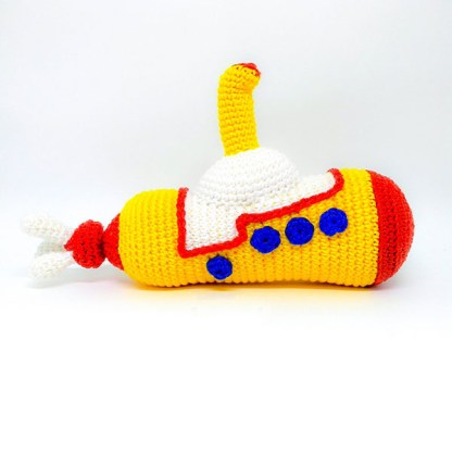 Yellow Submarine - by Pupi Popi