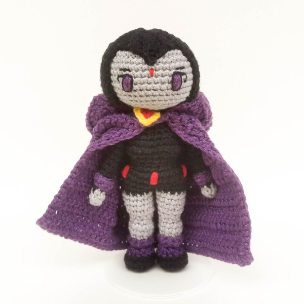 Ravena Toy Art amigurumi - By Adriana Gori