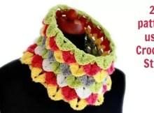 Crocodile Stitch Crochet Patterns