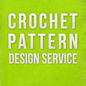 Let us help you bring your unique crochet pattern ideas to the market. We will format your pattern for sale and promote it.