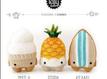 Summer Amigurumi Crochet Pattern