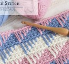 Crochet Spike Stitch - Free Video Tutorial