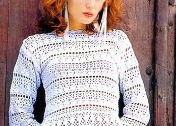 Esquema Crochet Sweater