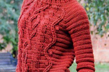 Patrón Chaleco Crochet
