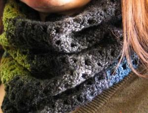 Flexi cowl CrochetMe