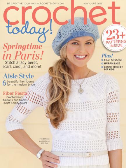 Crochet Today Mayjune 2012 Crochet