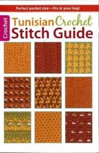 tunisian crochet stitch guide by kim guzman