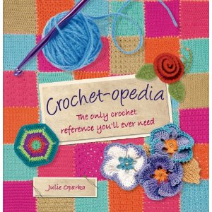 crochet-opedia book