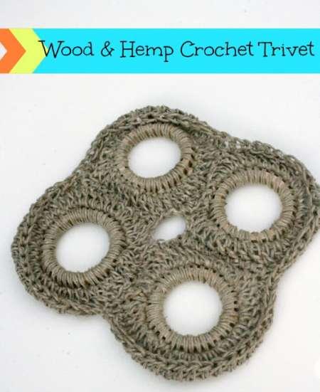 Crochet A Trivet Crochet