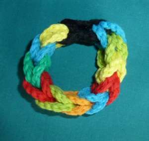 cro infinity bracelet 1113