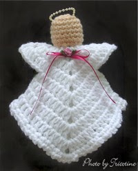 Free Online Christmas Crochet Patterns : Recognize These Angels? Your Chance To Be An Angel And Win ...