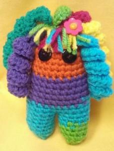 cro rainbow doll 0614
