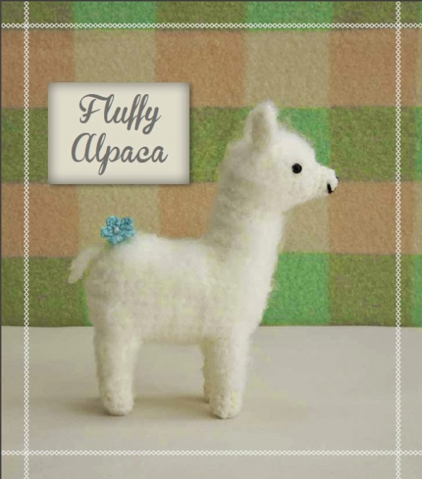 Fluffy crochet alpaca crochet how to crochet an alpaca pattern dt1010fo