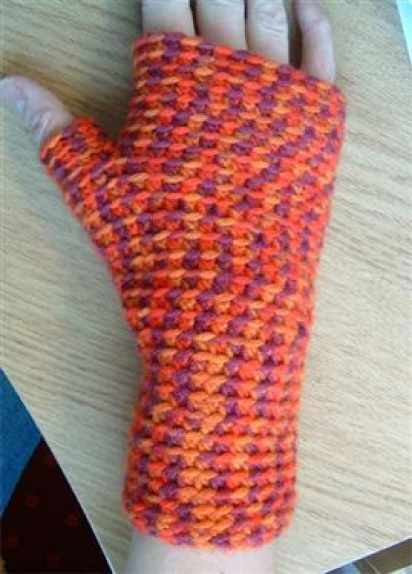 Beginner Crochet Glove Patterns