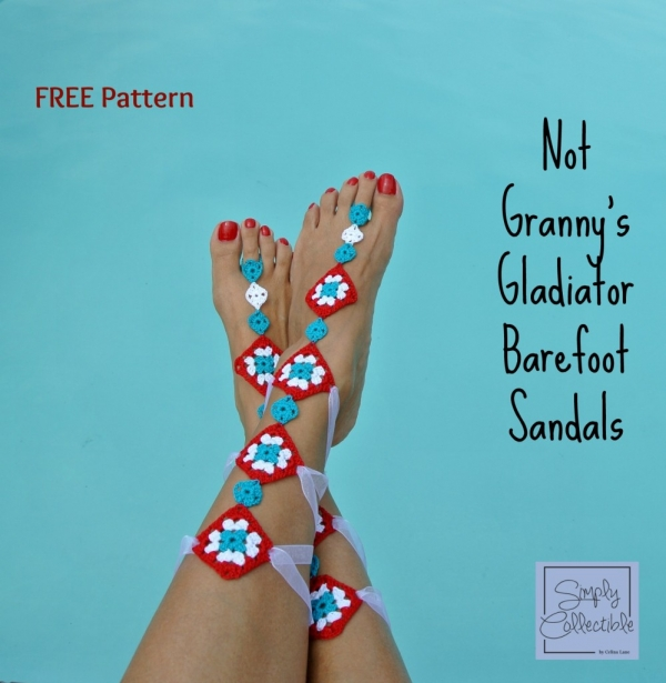 Not-Grannys-Gladiator-Barefoot-Sandals-by-Celina-Lane-Simply-Collectible