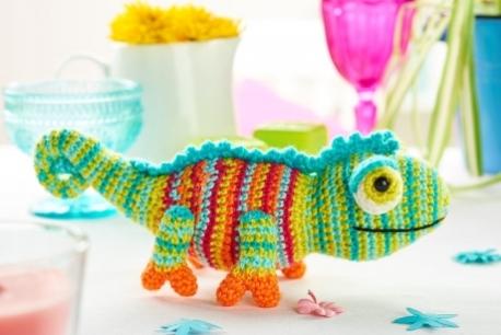 Free Pattern Karma Chameleon Crochet
