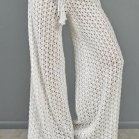 Free Pattern - Crochet Pants