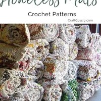 Crochet A Bed For The Homeless With Plastic Bags