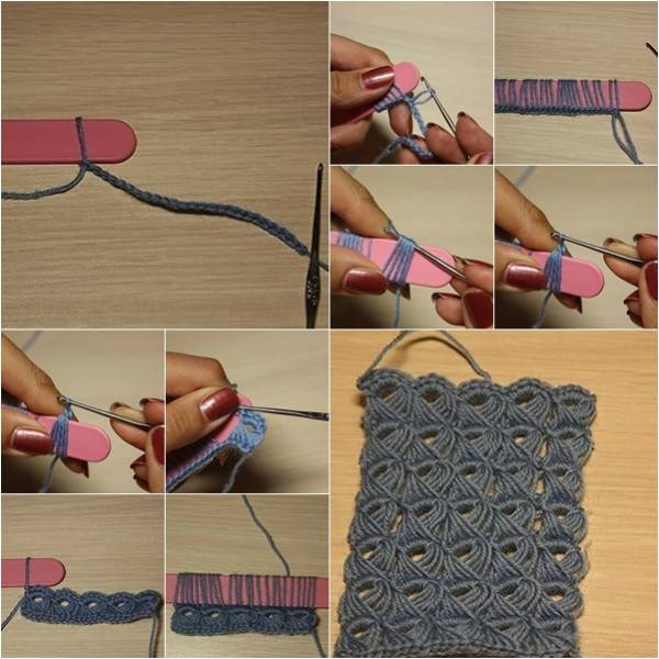 Crocheting With Popsicle Sticks Crochet