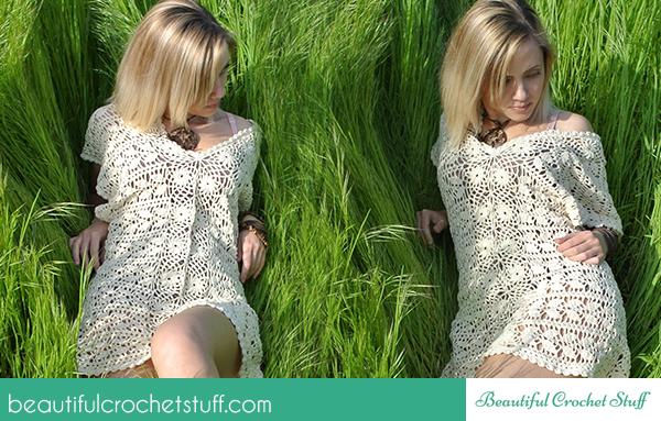 crochet-leaves-tunic-free-patter