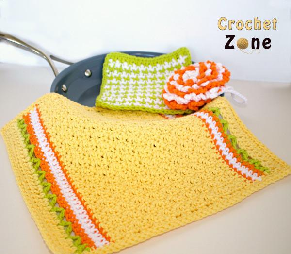 Citrus-Splash-dishcloth-free-crochet-pattern