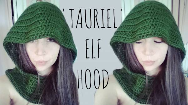 Free Knitting Pattern Pixie Hood : DIY Elf Hat   Do You Speak Elfin?   Crochet