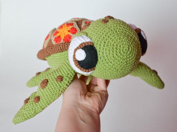 Amigurumi Patterns Disney : Of the best finding dory crochet patterns u crochet