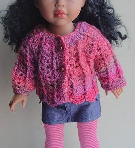 8 American Girl Crochet Patterns