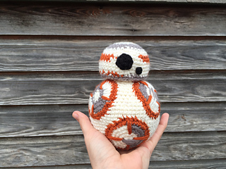 Amigurumi Star Wars Patterns Free : Star wars crochet patterns u crochet