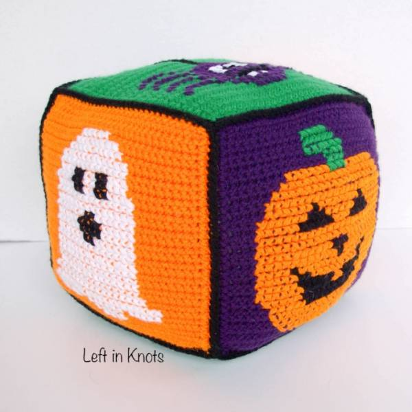 Sugar Free Halloween ? Baby Ball Crochet Pattern