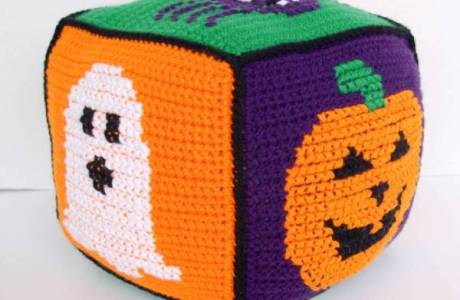 Sugar Free Halloween – Baby Ball Crochet Pattern