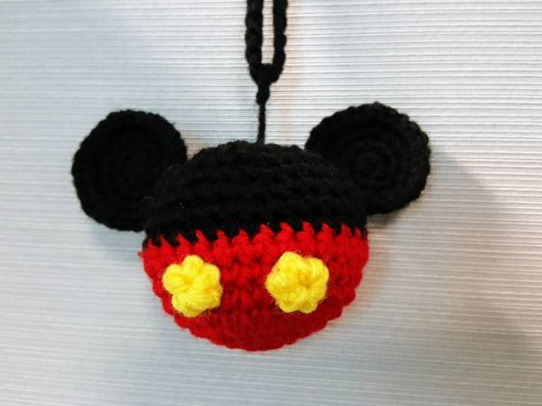 Amigurumi Patterns Disney : Mickey mouse crochet patterns u crochet